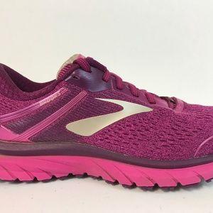 Brooks Womens Adrenaline GTS 18 Running Shoe 7.5 B